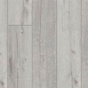 sol stratifie effet parquet chene rip blanc robusto With parquet gris blanc