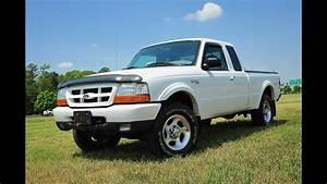 Davis Autosports 1999 Ford Ranger Xlt 4x4 4 0l 53k Miles