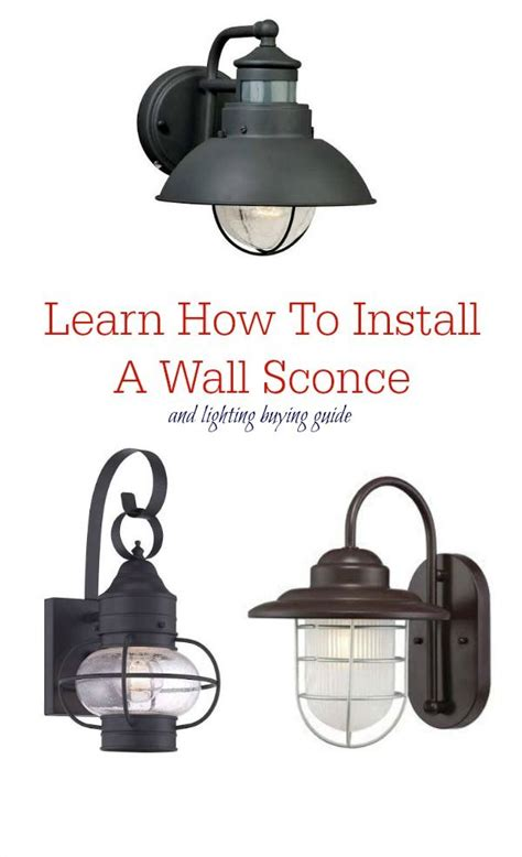how to replace an outdoor wall light 481 best images about diy and how to on pinterest herb