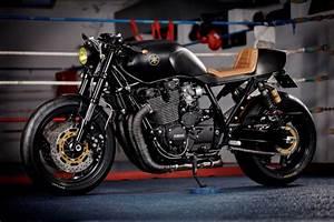 Xjr 1300 Cafe Racer : top 5 yamaha xjr1300 customs bike exif ~ Medecine-chirurgie-esthetiques.com Avis de Voitures