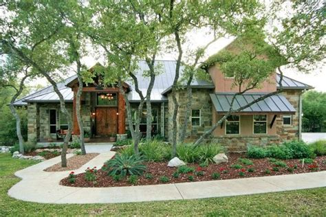 custom design home  braunfels tx hill country dream house hill country homes country