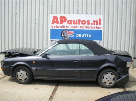 audi 80 cabrio ersatzteile audi cabriolet 8g7 2 3 e schrott baujahr 1992 farbe