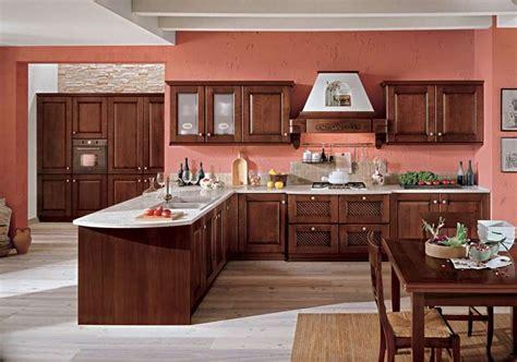 Abbinamento Colori Pareti Mobili Noce by Abbinamento Colori Pareti Cucina Foto Design Mag