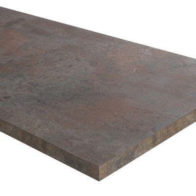 Plan De Travail Oxyde 307 X 65 Cm Karusti Castorama