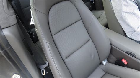 porsche agate grey interior this is what agate grey 39 full leather 39 interior looks like