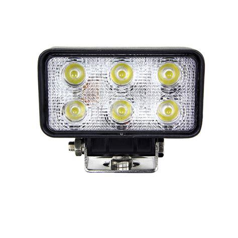 5 inch led light bulb rectangle led work light 4 5 inch 18 watt tuff led lights