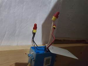 Basement Wiring - Have This Terminated Wiring