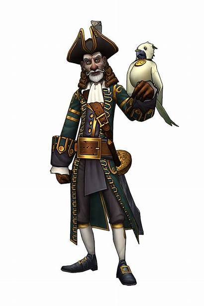 Avery Pirate Wizard101 Captain Characters Pirate101 Ambrose