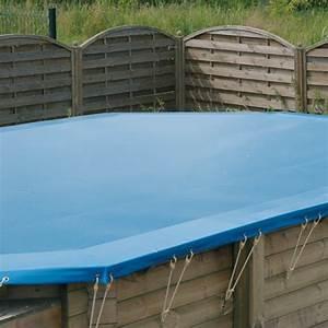 Piscine Bois Ubbink : b che d 39 hivernage pour piscine bois ubbink octogonale allong e ~ Mglfilm.com Idées de Décoration