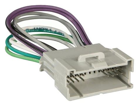 Metra Turbo Wire Amplifier Bypass Jumper For Most