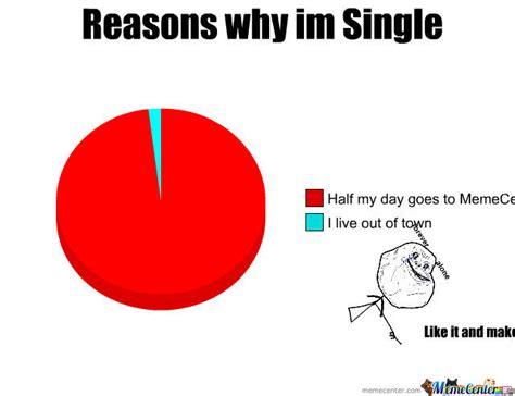 Single Meme - reason why im single by majordanger117 meme center