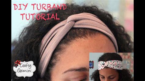 How to make a knot headband THAIPOLICEPLUS.COM