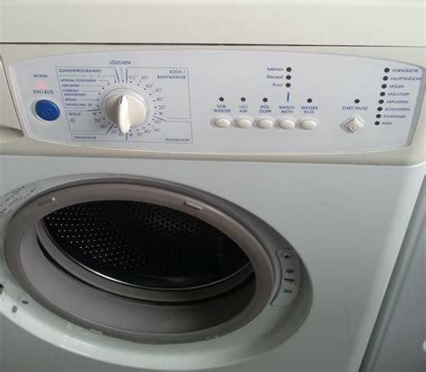 Waschmaschine Benutzen Anleitung by Privileg 5140 Waschmaschine Anleitung Mit Fehlercodes