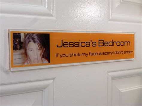 girls bedroom door signs door  plates
