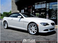 BMW 6 Series with 22in Asanti AF159 Wheels exclusively
