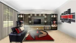 Deco Salon Moderne Simple