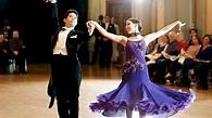 The 8 Ballroom Dance Styles