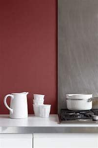 marsala for kitchens and dining room 28 design ideas With mariage de couleur avec le gris