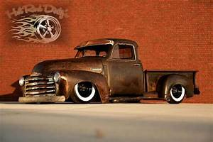 1950 Chevrolet 3100 Hot Rod Rat Pickup