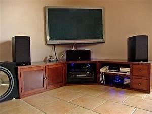 Meuble Tv Accroché Au Mur : installer sa tv au mur conseils astuces et photos page 102 29883755 sur le forum ~ Preciouscoupons.com Idées de Décoration