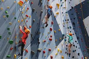 Climbing Wall - Maggie Daley Park - Maggie Daley Park