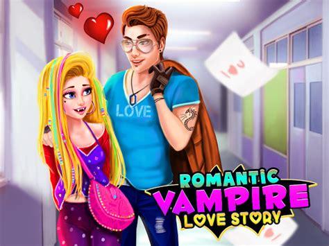 High School Vampire Love Story  Girls Game Game (apk