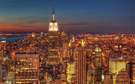 york city usa hd wallpaper background image