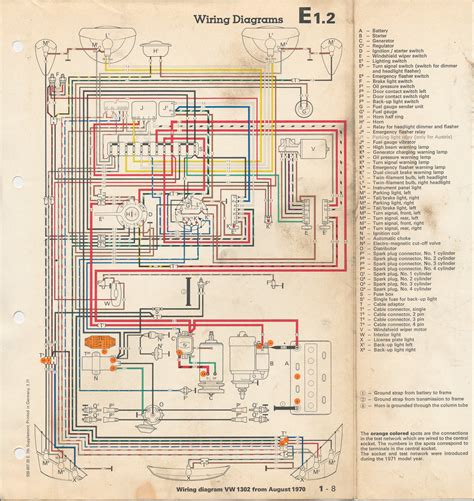Thesamba Type Wiring Diagrams