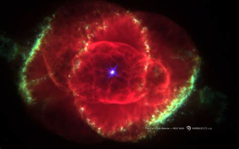 Space: Cat's Eye Nebula, picture nr. 48963