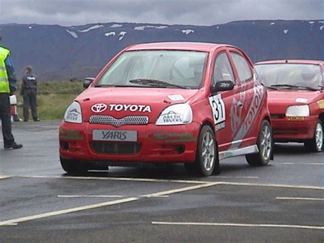 toyota yaris t sport rallycross race cars for sale at raced rallied rally cars for sale