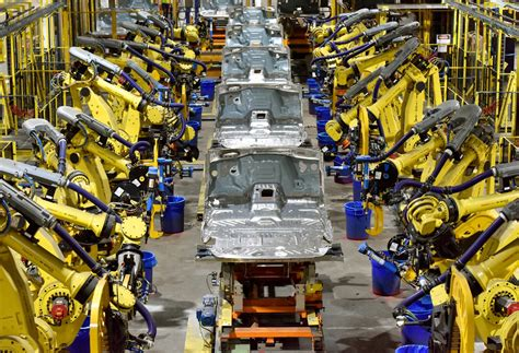 Ford Kentucky Truck Plant by Ford Boosting Expedition Navigator Output At Kentucky