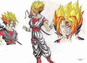 Luffy And Goku Fusion   www.imgkid.com - The Image Kid Has It!