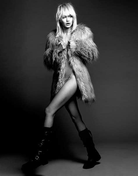 Gigi Hadid is Model of the Year in Shots by Yu Tsai