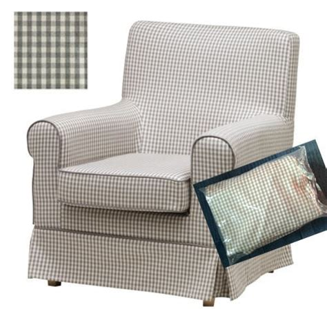 ikea housse fauteuil ektorp 2 housses pour fauteuil ektorp jennylund ikea pas cher priceminister
