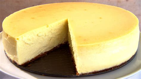 cheesecake recipe new york style cheesecake recipe martha stewart
