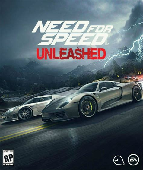 Need For Speed Unleashed 2019 Cover By Venom