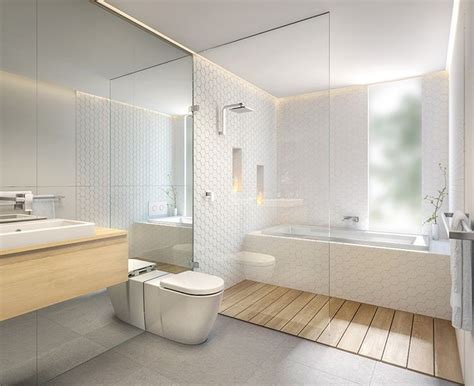 Zen Bathroom Ideas by Coastal Zen Bathroom White And Timber Bathroom With Grey