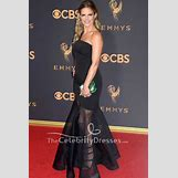 Natalie Morales Red Dress | 650 x 975 jpeg 126kB