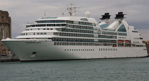 Seabourn Quest - Itinerary Schedule, Current Position ...
