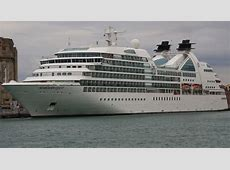 Seabourn Quest Itinerary Schedule, Current Position