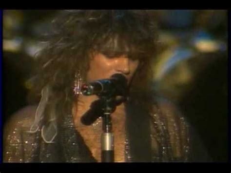 Bon Jovi Shot Trough The Heart Live
