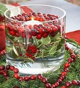 Christmas Centerpiece Holiday Party DinnerParty Decor