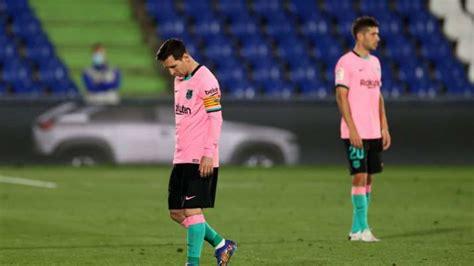 La Liga: Barcelona, Real Madrid face defeats ahead of ...