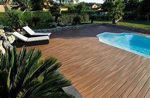Pose Lame Terrasse Composite : attrayant pose lame composite terrasse 2 lame de ~ Premium-room.com Idées de Décoration