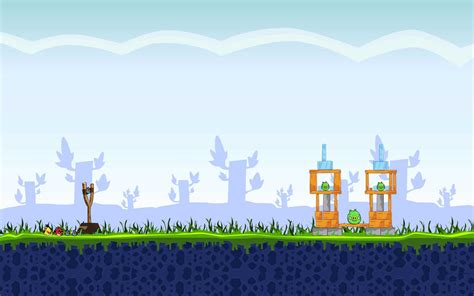 Angry Birds Background Angry Birds Wallpaper Page 2