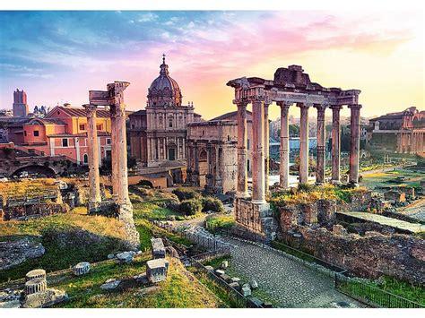 foto de 1000 PIECE JIGSAW PUZZLE BY TREFL Roman Forum