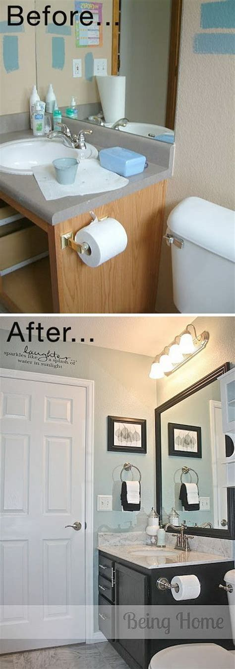 small bathroom makeover ideas before and after makeovers 20 most beautiful bathroom