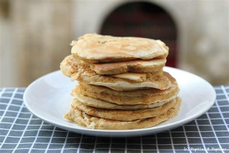 cuisine chimique recette de pancakes aux flocons d 39 avoine