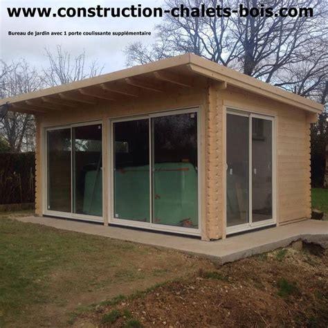 bureau de jardin en bois bureaux de jardin sans permis de construire
