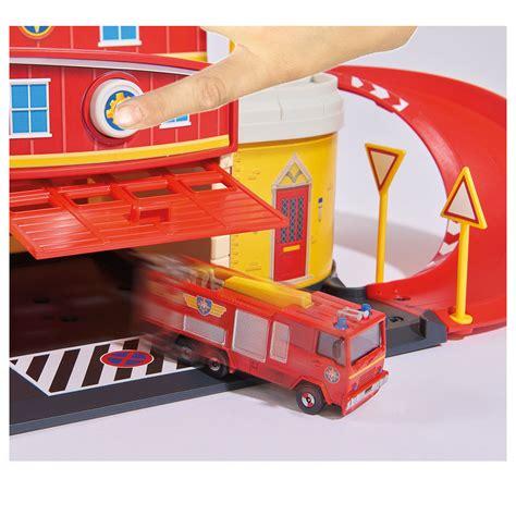 Brandweerman Sam Brandweerkazerne Online Kopen Lobbesnl